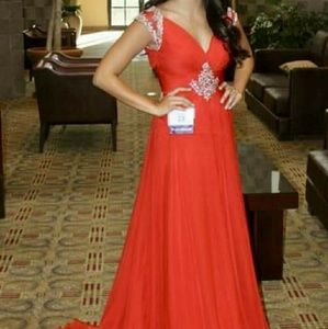 Pageant/ Prom Gown